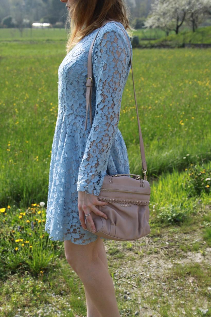 serenity e rose quartz, pantone 2015, outfit primavera pastello