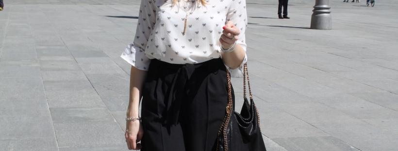 outfit primaverile culottes