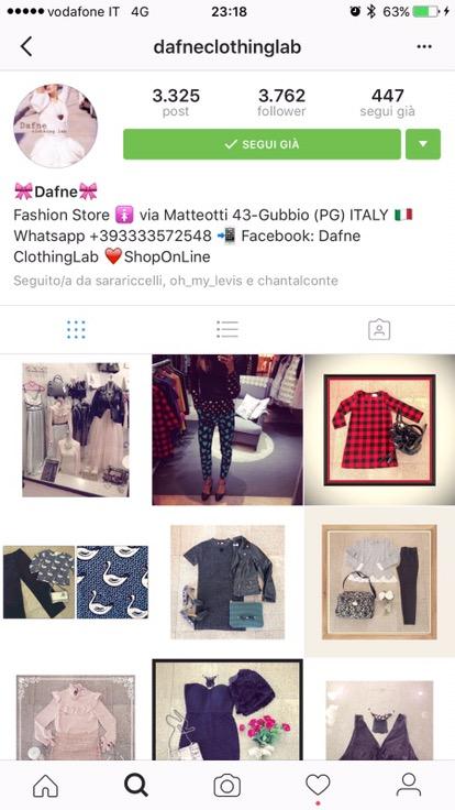 half off 3bb13 c0691 Comprare su Instagram: i miei negozi preferiti – Silvia Arossa