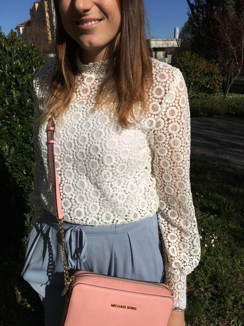 outfit primavera 2017 colori pastello