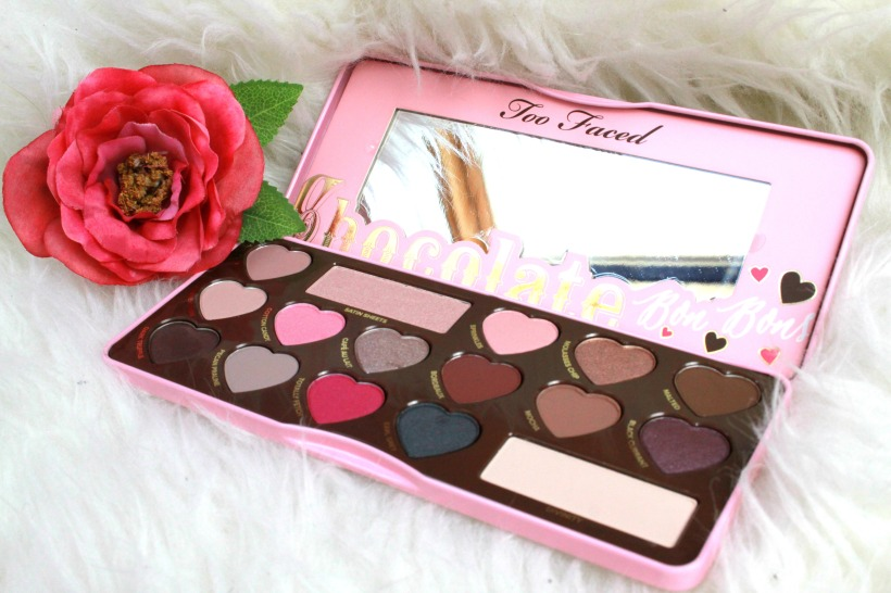 palette chocolate bon bons too faced recensione